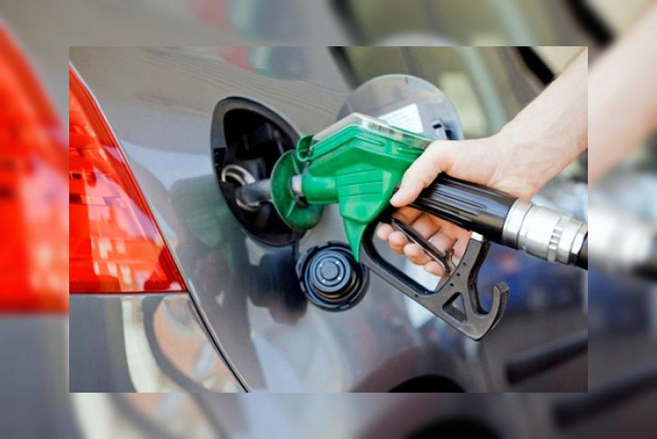 gasolina auto cargar precios