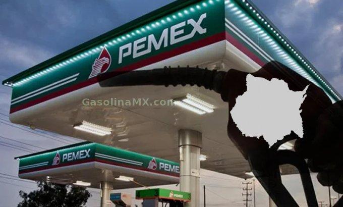 gasolina morelos