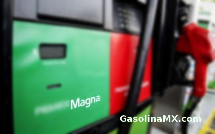 gasolina magna octanaje