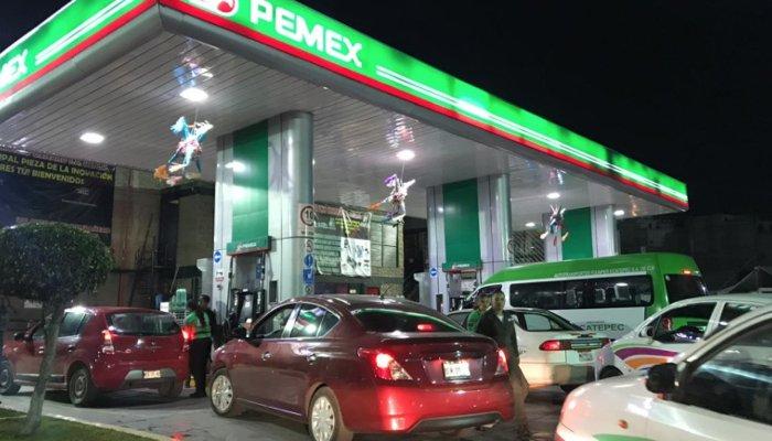 gasolina precios mexico gasolinera autos formados