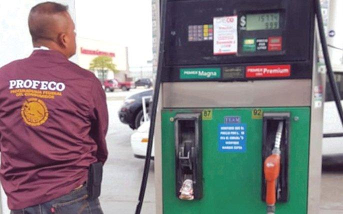 profeco gasolinas