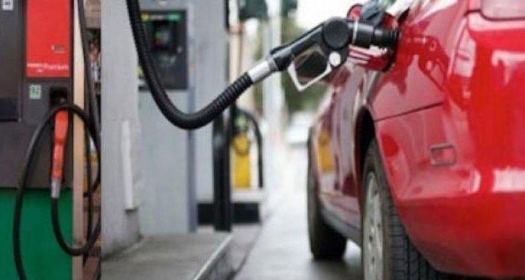 gasolina auto cargando