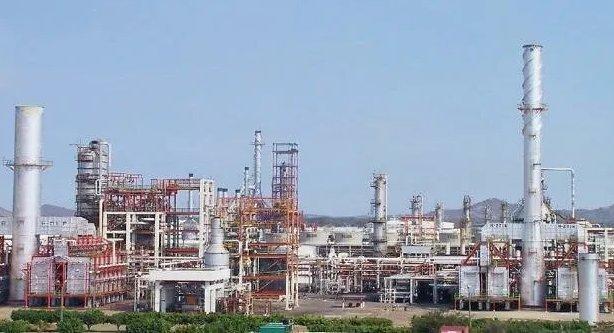 refineria pemex mexico