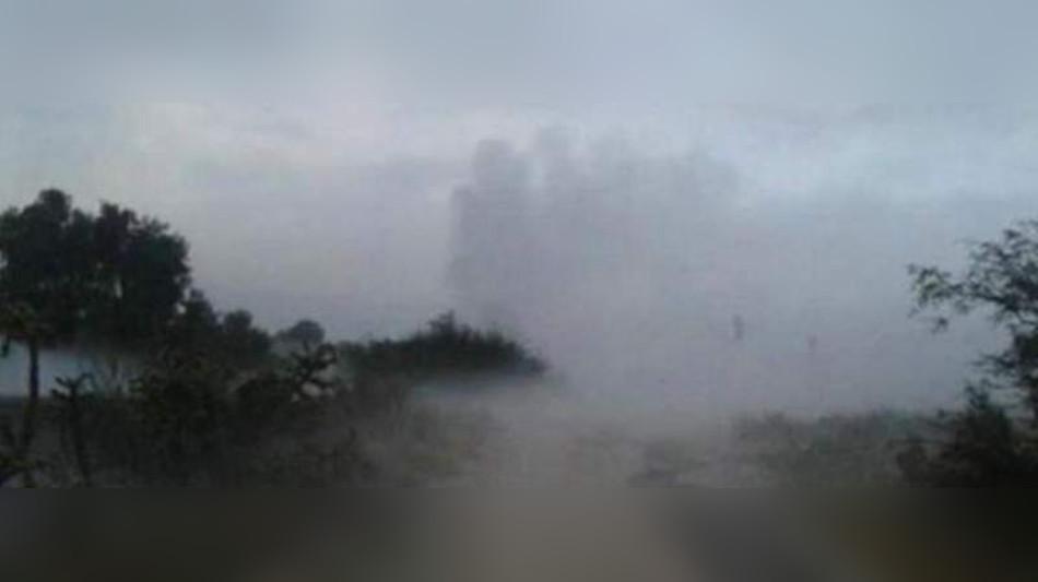 fuga combustible tlaxcoapan hidalgo huachicol nube toxica