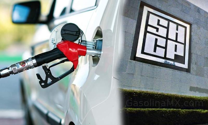 gasolina ieps shcp precios mexico subsidios