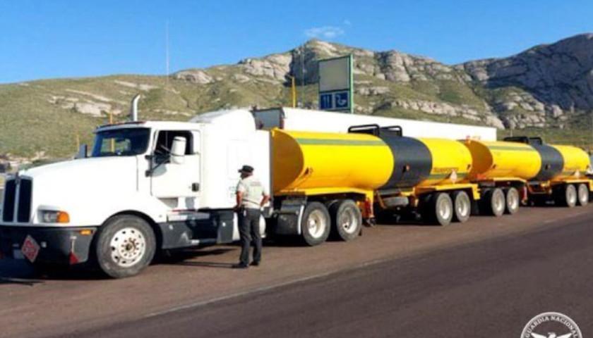 guardia nacional gasolina huachicoleo pipas