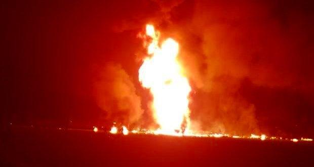 tlahuelilpan explosion toma clandestina pemex huahicol