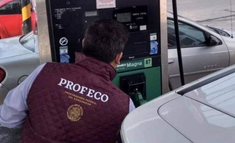 profeco gasolinas verificacion