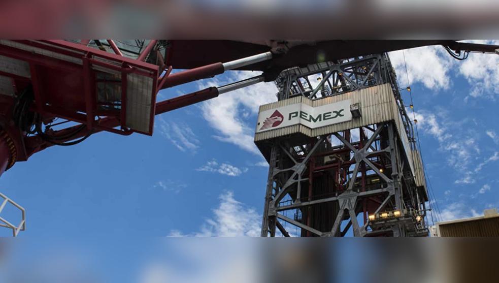produccion diaria pemex barriles petroleo
